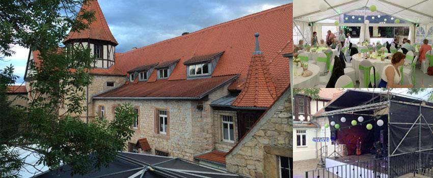 Niederburg Kranichfeld Bei Erfurt